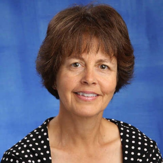 A Seidenberg Teacher at Oakville Christian School